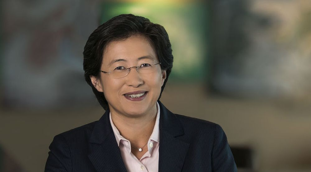 Lisa Su overtar som toppsjef i AMD. Hun skal blant annet ha bidratt sterkt til at de nyeste spillkonsollene fra Microsoft og Sony bruker brikker fra AMD.