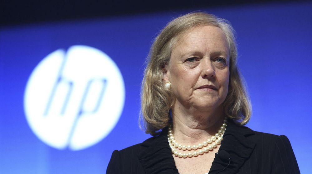 Meg Whitman har tidligere reversert og flere ganger avvist planer om å splitte opp Hewlett-Packard. Men nå skal IT-giganten likevel deles i to, melder flere toneangivende amerikanske medier.