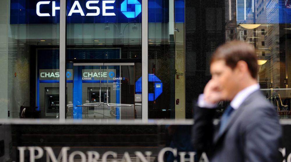 RAMMET: JPMorgan Chase er USAs største bank, og blant de ti største på verdensbasis. Gjennom sine mange oppkjøp er det også en av verdens eldste banker.