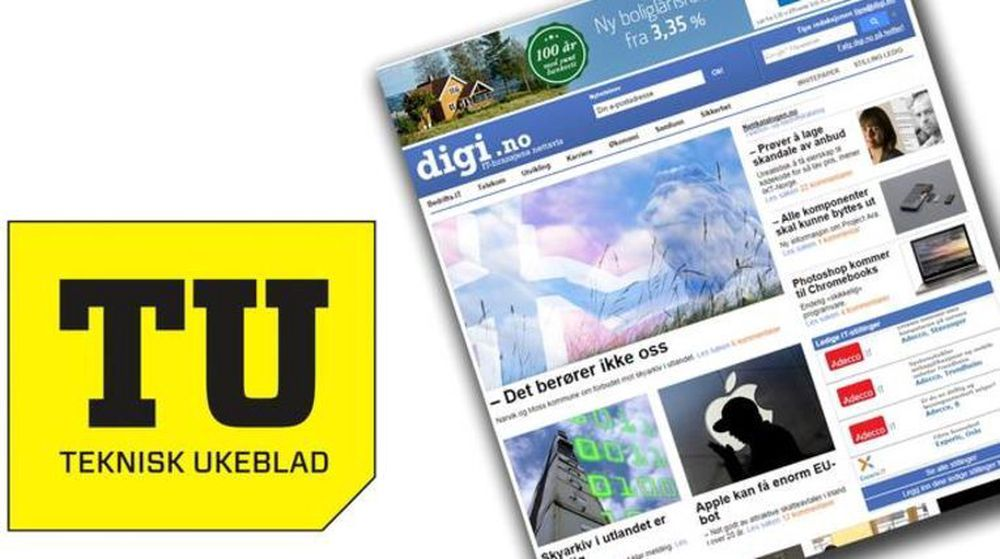 Teknisk Ukeblad kjøper digi.no