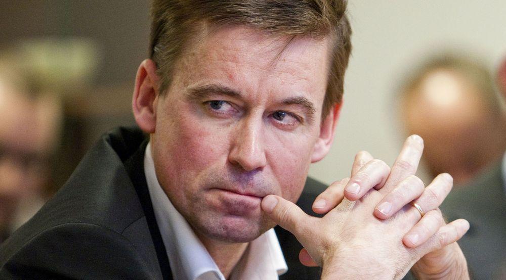 Netcom-direktør August Baumann må ta farvel med 1/4 av den tekniske staben tilknyttet TeliaSonera i Norge.