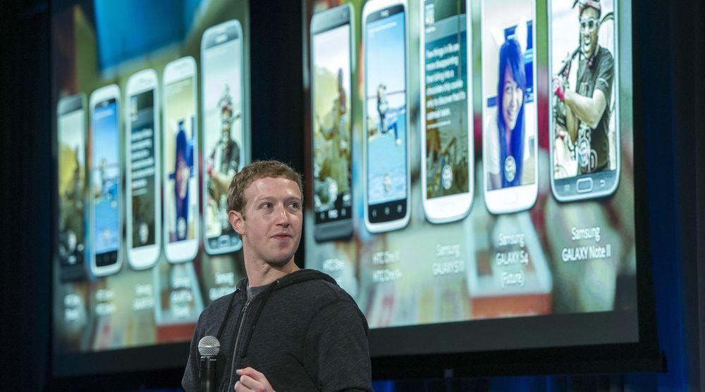 Facebook Home ble lansert forrige uke av Mark Zuckerberg. Men er den sikker å bruke?
