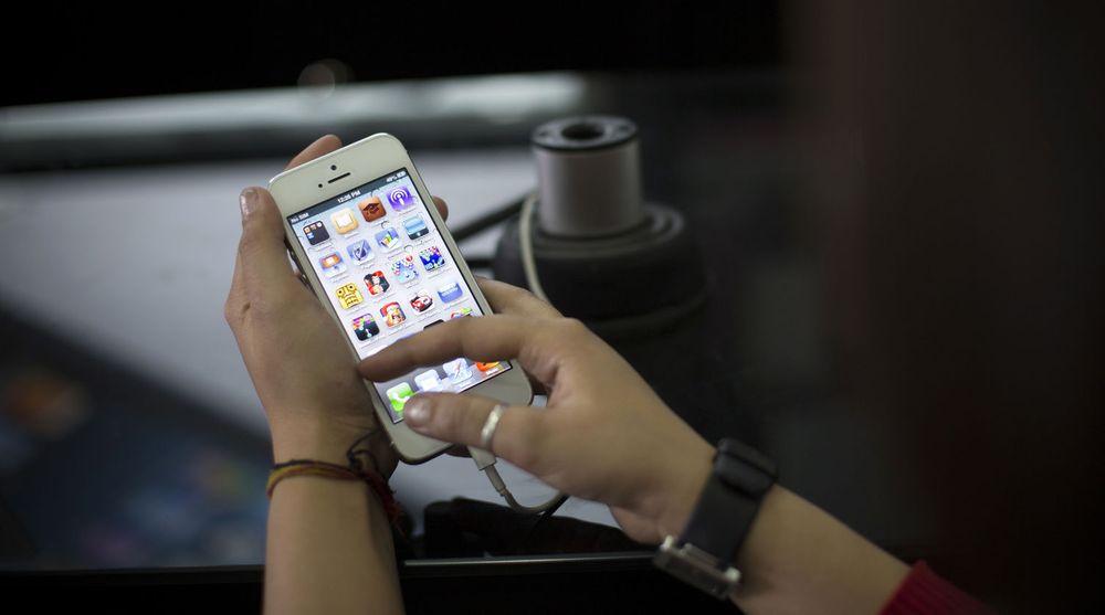 Vi kjøper stadig flere apper, selv om markedet begynner å modnes. Canalys analyse viser at det er Apple som stikker av med størsteparten av profitten.