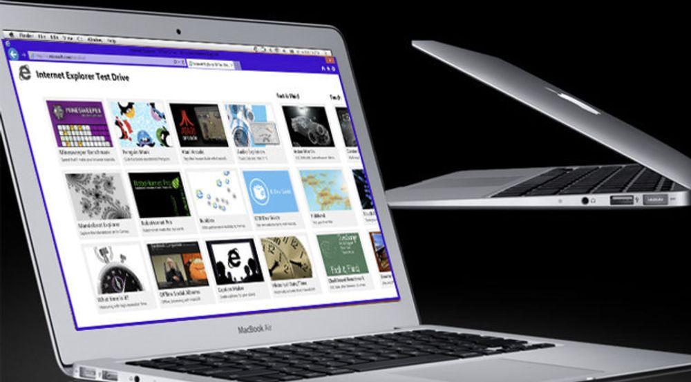 Med Windows QuickStart Kit kan utviklere (og trolig også andre) kjøre Windows 8 og IE10 på Mac.