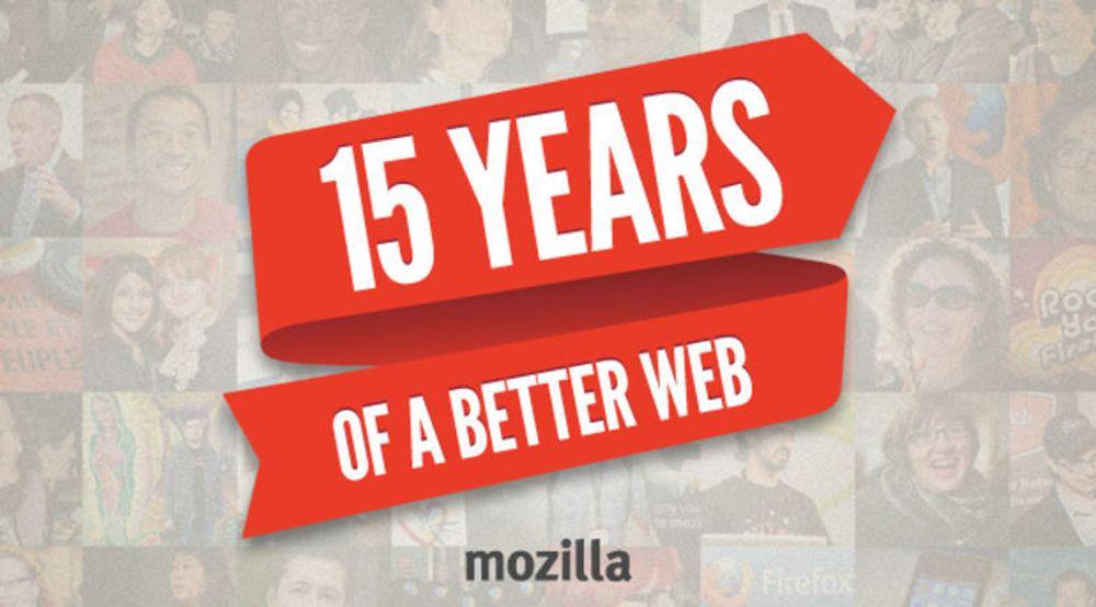 Mozilla har bidratt mye til at weben i dag er en langt mer allsidig plattform enn den var i 1998 da Mozilla-prosjektet ble grunnlagt.