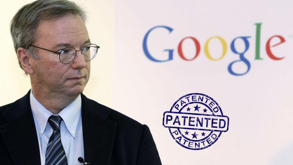 Google, her ved styreformann Eric Schmidt, har åpnet for at visse patenter som selskapet eier, kan brukes helt fritt i åpen kildekode-programvare.