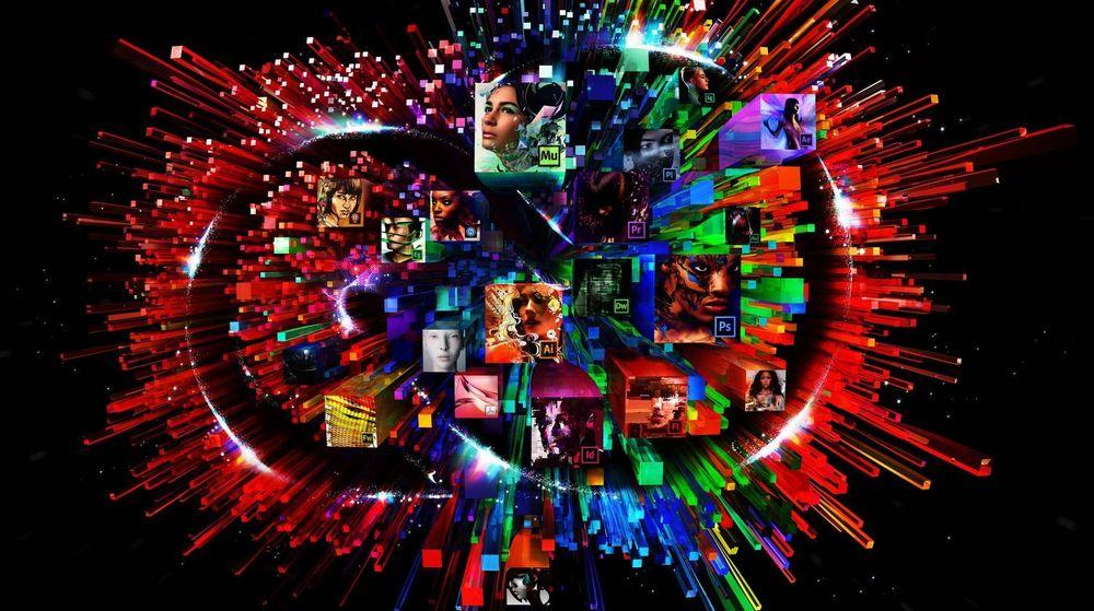 En halv million betaler nå en månedlig avgift for tilgang til Adobes grafiske verktøy i nettskyen.