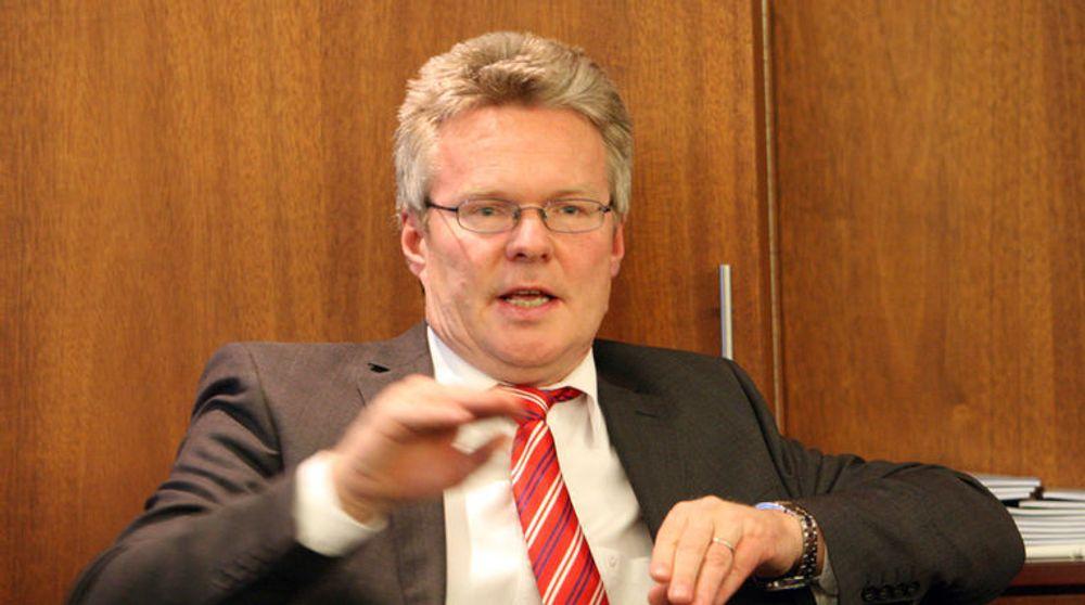 Evry, med konsernsjef Terje Mjøs i spissen, har hanket inn innkassoselskapet Kredinor i løpet av påsken.