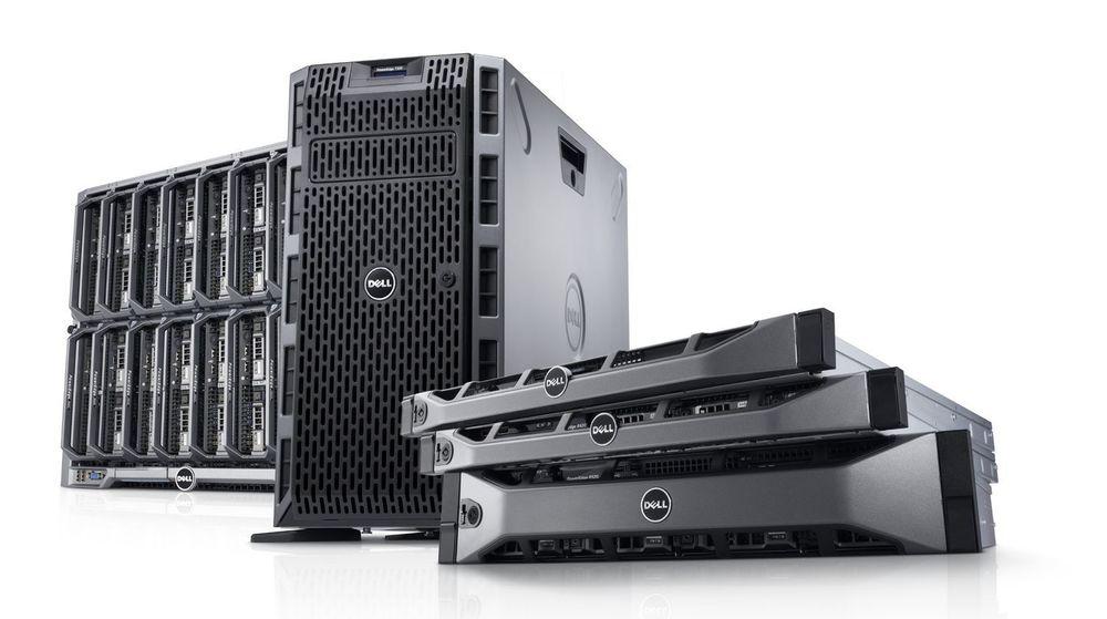 Dell-servere havner igjen på topp i rangeringen gjort av Hinas (Helseforetakenes innkjøpsservice).