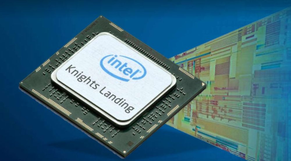 Med Knights Landing  skal Intel blant annet bygge en co-prosessor inn i selve CPU-en.