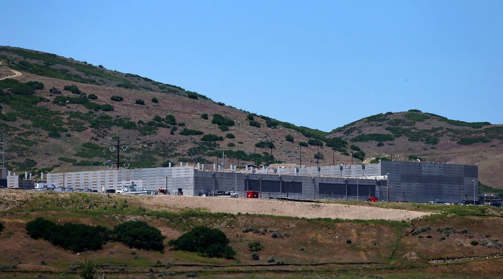 Etterretningsorganisasjonen NSA bygger et 90 000 kvadratmeter stort anlegg for lagring av trafikkdata og andre elektroniske spor i Bluffdale i delstaten Utah. Anlegget har direkte forbindelse til superdatamaskinen Titan i delstaten Tennessee.