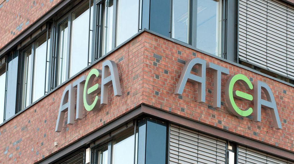 Atea har lånt 800 millioner kroner. Det ligger an til nye oppkjøp, og Dustin er en mulig kandidat, tror meglerhuset Arctic Securities.