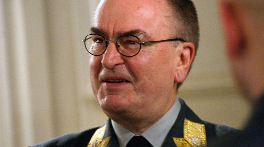 Sjefen for Cyberforsvaret, generalmajor Roar Sundseth.