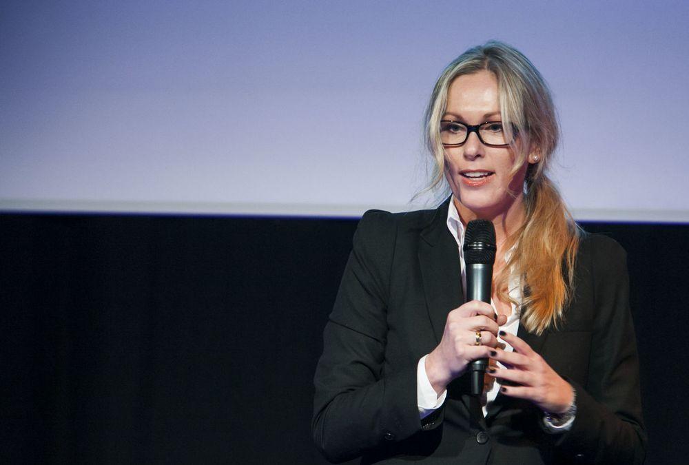 Anita Krohn Traaseth slutter i HP