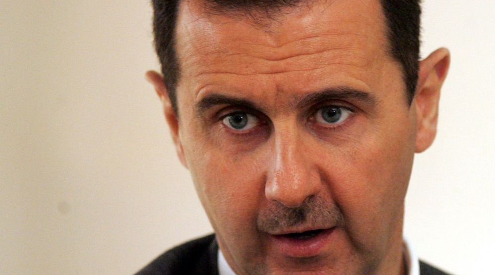President Bashar Assad bruker innleide kyberkrigere i borgerkrigen som herjer i Syria.