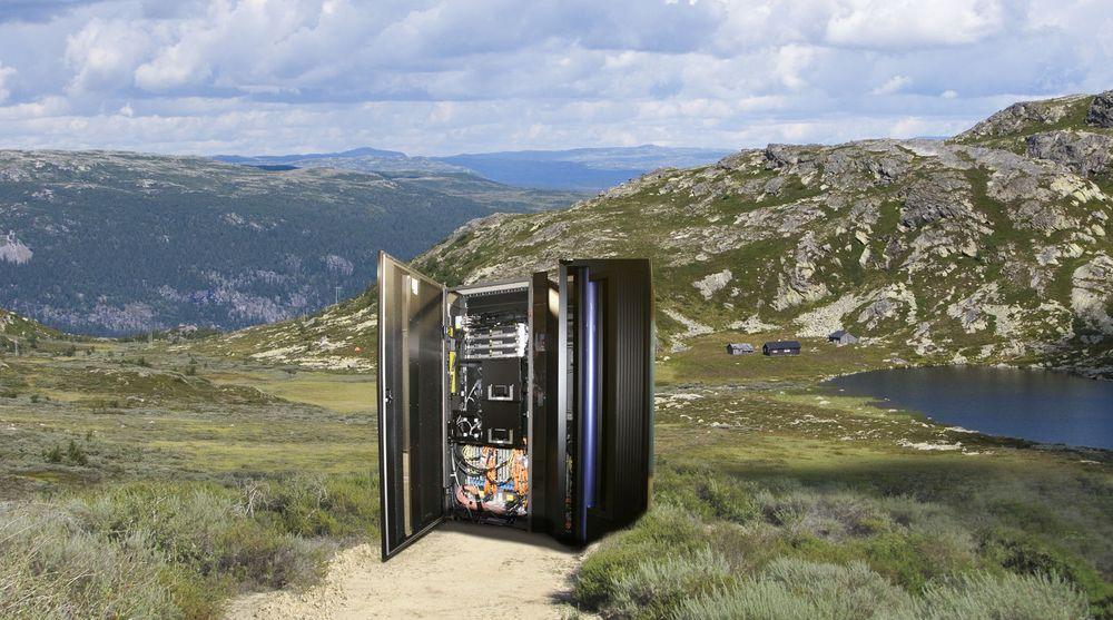 Internett-forbindelsen Norge har mellom datasentraler og utlandet har blitt sammenlignet med kjerreveier. Uten store investeringer på dette området, er et lite sannsynlig at de store IT-bedriftene vil legge datasentraler til Norge.