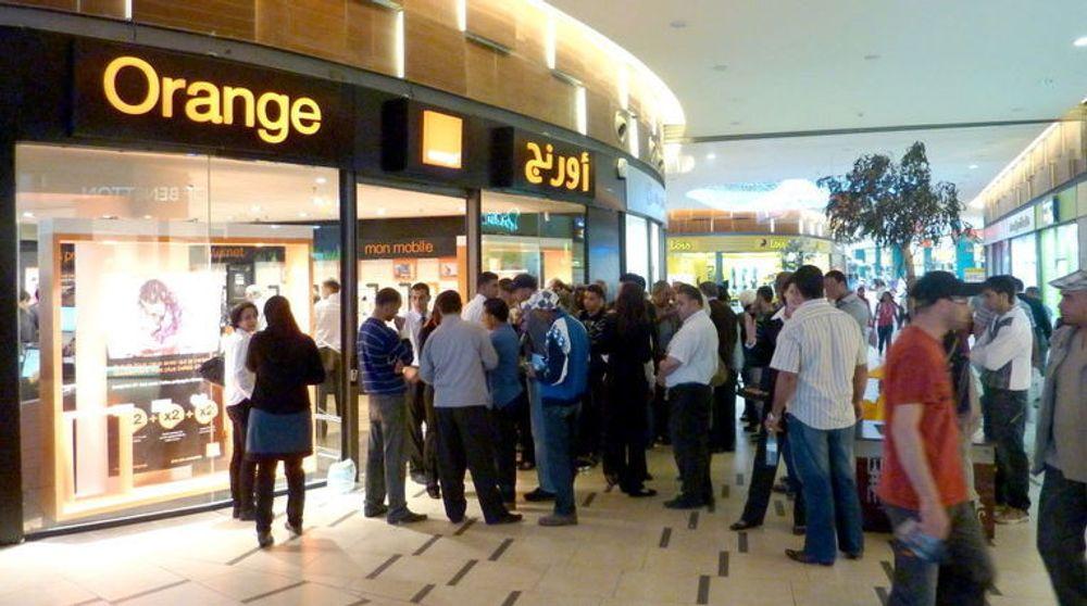 Orange er et globalt varemerke, særlig innen mobil.