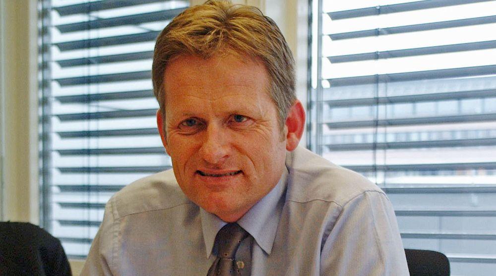 Adm. direktør for IBM Norge, Morten Thorkildsen, er igang med å dele ut sluttpakker til utvalgte ansatte i selskapet. Pakkene er frivillige og kommer som følge av mer sentralisering av oppgaver.