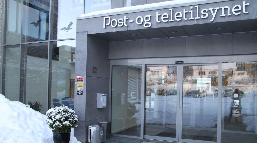 Post- og teletilsynet har engasjert seg i nabokrangelen i Tønsberg.