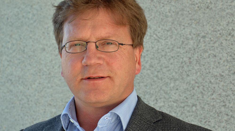 Norgessjef Jon Dahl i Xerox advarer mot piratblekk.