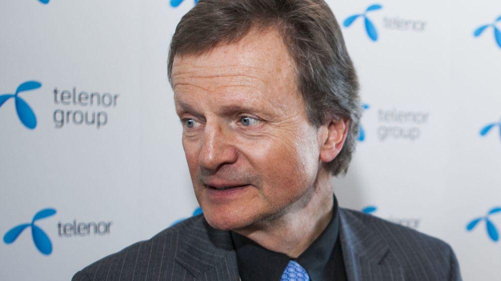 Telenors konsernsjef Jon Fredrik Baksaas var onsdag i møte med næringsminister Monica Mæland etter mistankene om korrupsjon i VimpelCom. Han er også avhørt av økokrim i saken.