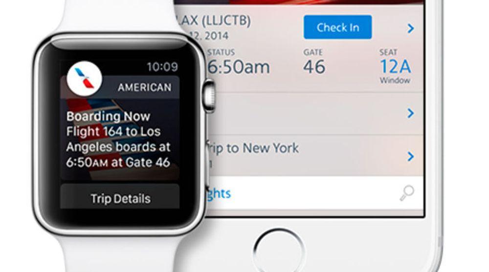 Klokke-apper vil til å begynne med måtte være tilkoblet en iPhone for å fungere.