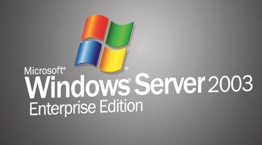Alle utgaver av Windows Server, inkluder 2003-versjonen, har en alvorlig sårbarhet som kan gi angripere mulighet til å kompromittere alle maskinene i nettverket.