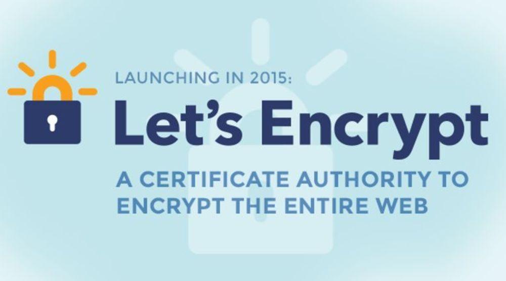 Målet med Let's Encrypt er å gjøre det så enkelt og greit som mulig for nettstedeiere å flytte nettstedene over på HTTPS.