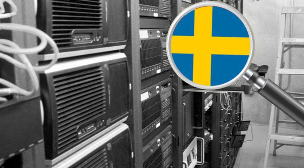 Svenske internettleverandører må lagre informasjon om kundenes internett-trafikk til tross for at DLD er lagt dødt. Internettleverandøren Bahnhof gir etter på grunn av trusler om bøter, men innfører tiltak som gjør lagringen meningsløs.