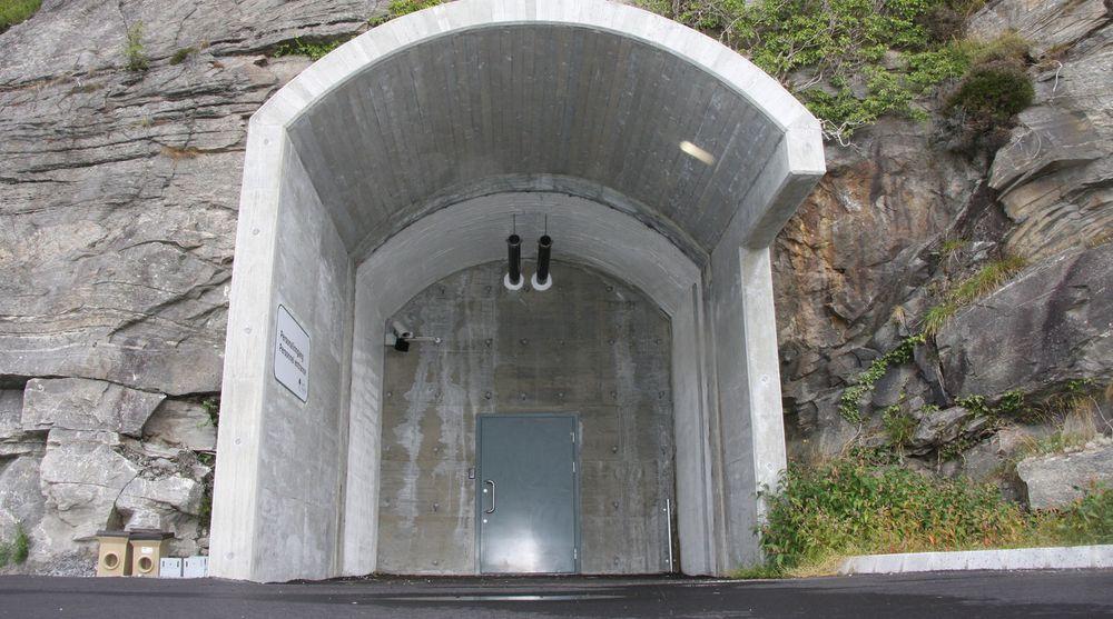 Her i Green Mountains datasenter på Rennesøy skal EMC levere det meste av sine lagringssystemer i forbindelse med HCL-kontrakten. (