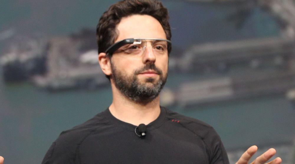 Selv Sergey Brin skal ha begynt å vise seg uten Google Glass.