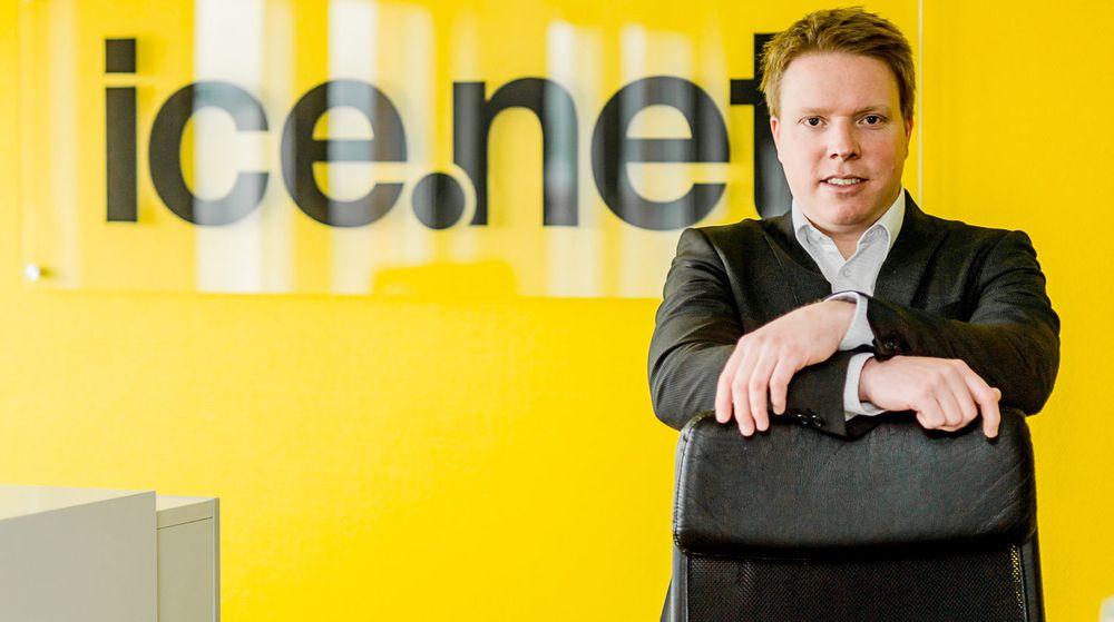 BESTEMT SEG: Sjefen for ICE i Norge, Eivind Helgaker, har bestemt seg. Det blir franskamerikansk og det skal konkurrentene får merke.
