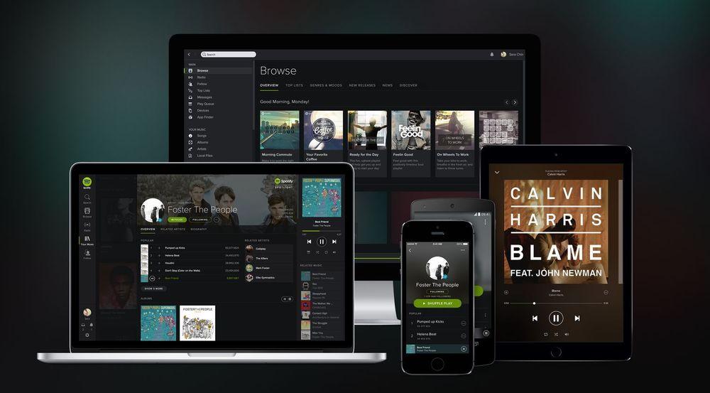 Taylor Swifts manager mener det ikke er noe særlig penger å hente fra Spotify.