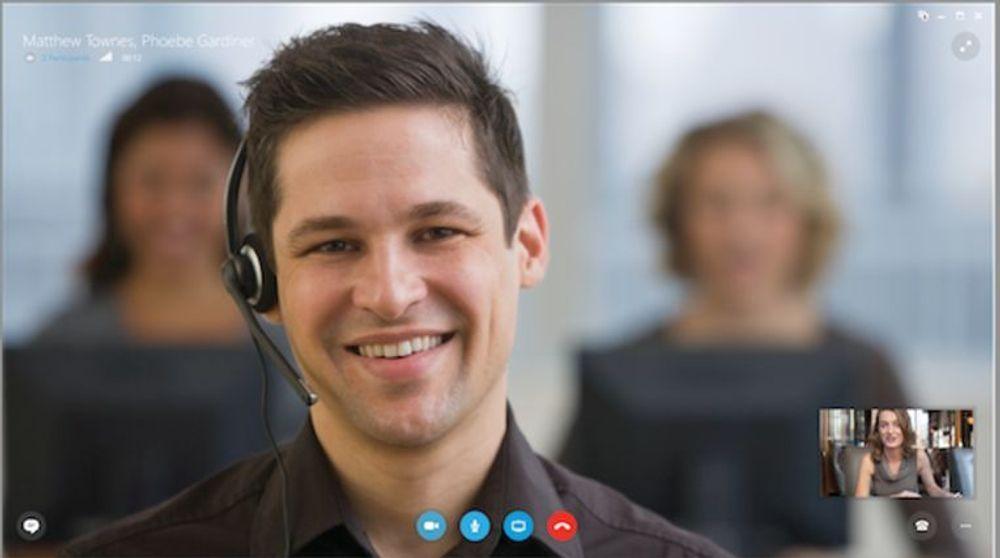 Lync-navnet forsvinner når Microsoft lanserer Skype for Business neste år.