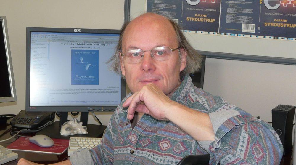 Bjarne Stroustrup, oppfinneren av programmerintsspråket C++, er blant de 77 IT-forskerne som har tatt til orde mot copyrightbeskyttelse av programmeringsgrensesnitt.