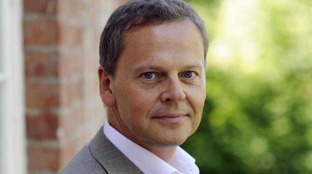 Dag Honningsvåg (bildet) gikk av som adm.dir i Making Waves i dag, etter å ha triplet selskapets omsetning og stab siden 2009.