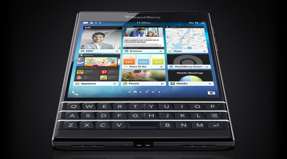Blackberry ønsker helst å lage unike produkter, ikke bare spy ut mobiler med store skjermer som ikke skiller seg ut.