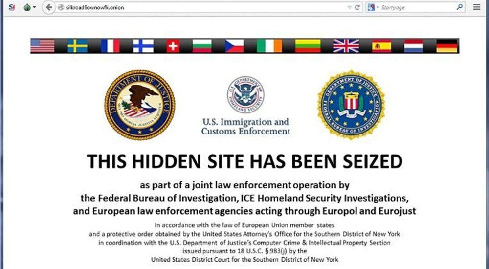Amerikanske og europeiske justismyndigheter har stengt en rekke skjulte tjenester i Tor-nettverket, inkludert Silk Road 2.0.
