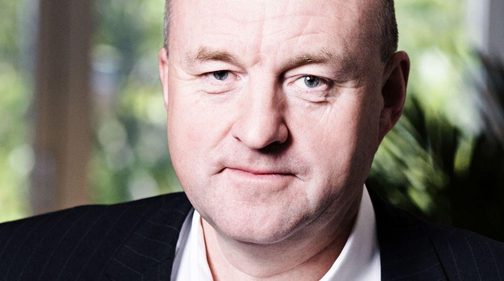 Svein Lerkerød vet ikke helt hvor ferden går videre, men avviser ikke at det kan bli noe i IT-bransjen, kanskje byr det seg også en mulighet i Telenor-konsernet.