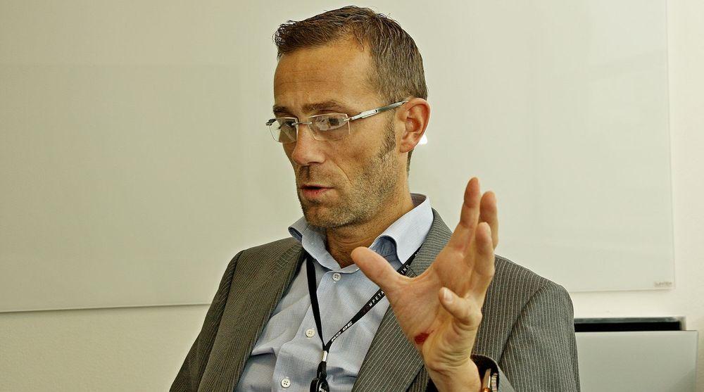 Den norske strategisjefen Mikkel Nielsen hos Accenture ser store muligheter med intelligente sensorer, men det kommer ikke av seg selv.