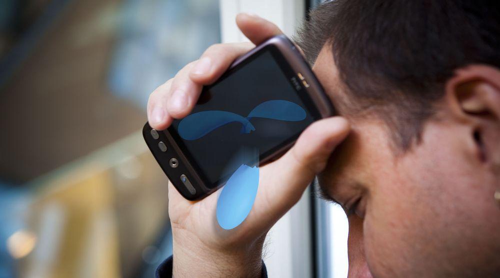 Tre millioner Telenor-kunder var berørt av feilen i mobilnettet torsdag kveld.