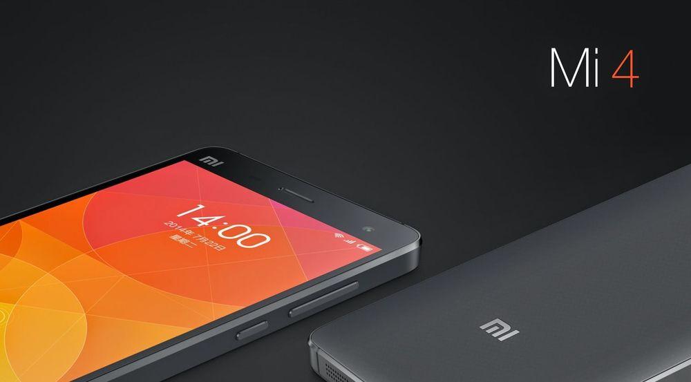 Den ferske toppmodellen til Xiaomi, MI4, har bidratt kraftig til selskapets sterke vekst i smartmobilmarkedet i tredje kvartal.