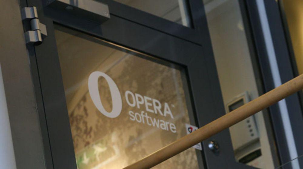 Opera forholder seg tause om forliket med Trond Werner Hansen, deres eks-ansatt som de opprinnelig saksøkte for 20 millioner kroner.