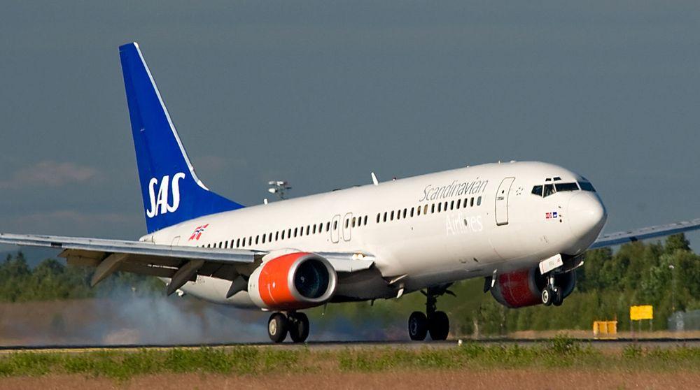 SAS har vraket sin samarbeidspartner gjennom ti år etter at selskapet har snudd opp ned på sin IT-avdeling.