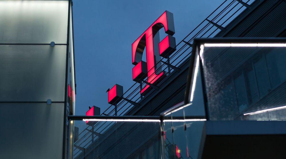 Deutsche Telekom planlegger å innføre begresninger på bredbåndskundenes anledning til å laste ned fra nettet. Det har skapt debatt om nettnøytraliteten i det tyske markedet. Bildet er fra selskapets hovedkontor i Bonn.