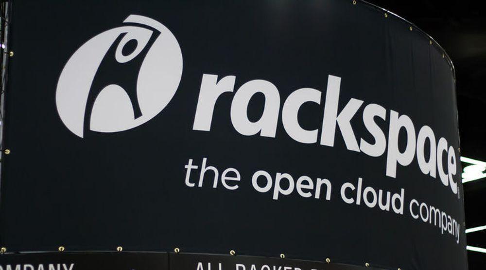KAN BLI SOLGT: Rackspace klarer ikke å hamle opp med konkurrentene, som har dypere lommer og flere ressurser enn dem.