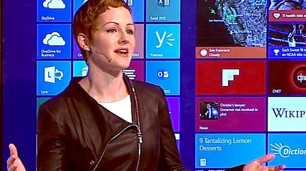 Det er nå lastet ned 27 millioner Office-apper til iPad, fortalte Microsofts Julie White under TechEd-konferansen i Houston.