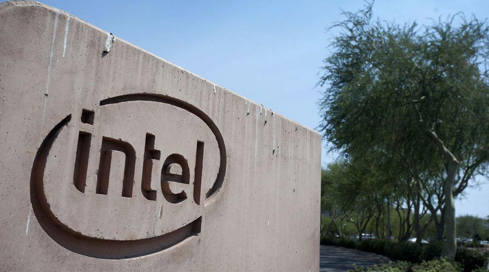 Intel preges av det fallende pc-markedet.