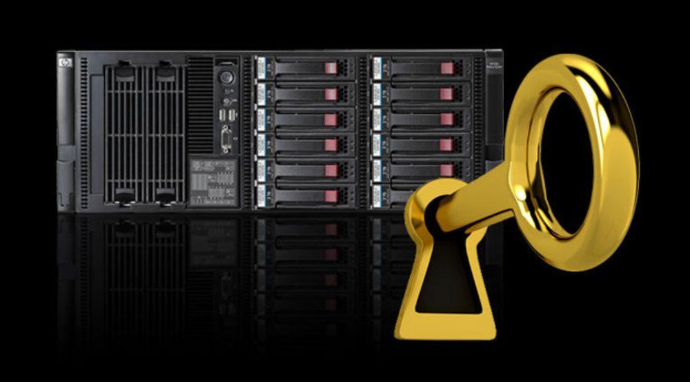 En hemmelig konto for adgang til HPs lagringsbokser er avslørt. Passordet skal dessuten ha en skrøpelig kryptering som er lett å knekke.