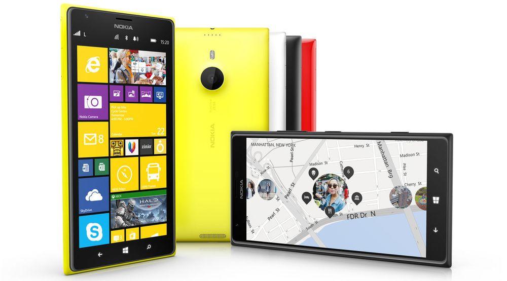 Lumia 1520 er Nokias nye toppmodell.
